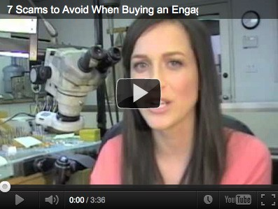 7 Scams to avoid with engagement rings - Vanessa Nicole Jewels
