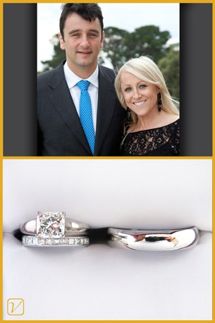 Anna & Antony – Vanessa Nicole Jewels Custom Engagement Rings