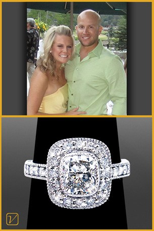 Daniel & Kelli - Vanessa Nicole Jewels Custom Engagement Rings - Frequently Asked Questions
