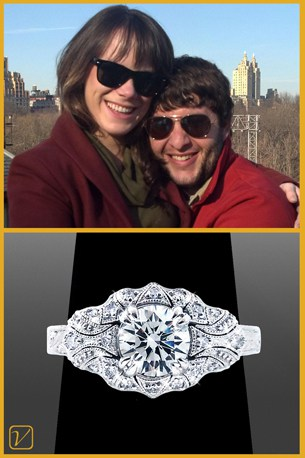 Dustin & Anna – Client Review - Vanessa Nicole Jewels