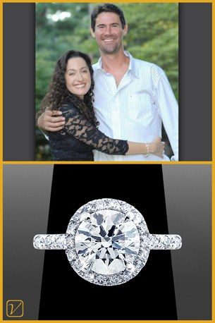 Michi & Mike - Client Review - Vanessa Nicole Jewels