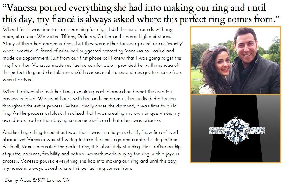 Tiffany Engagement Rings - La Jolla Engagement Rings