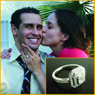 My engagement ring! - Testimonials