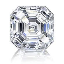 Asscher Cut Diamond - Diamond Rings