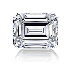 Emerald Cut Diamond - Diamond Rings