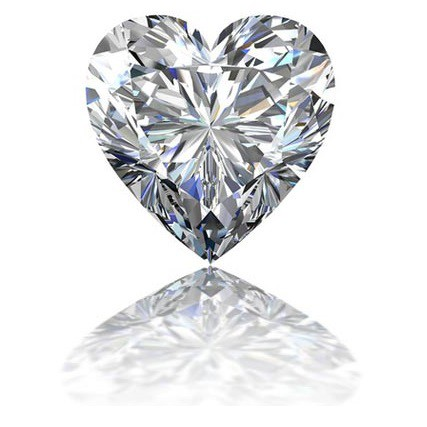 Heart Cut Diamond - Diamond Rings