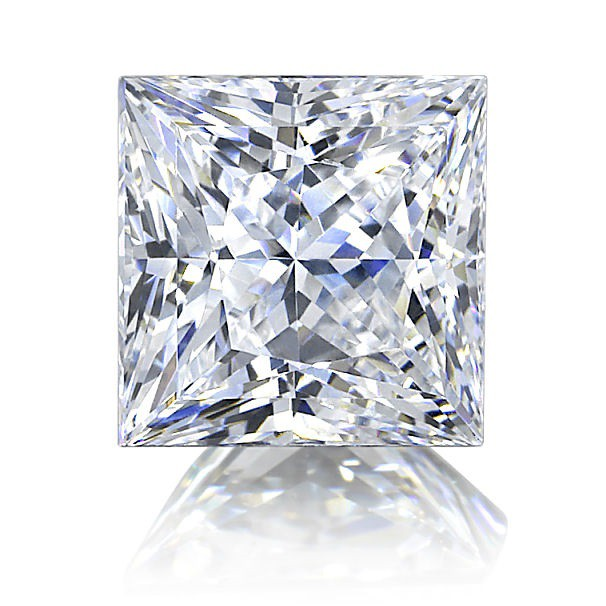 Princess Cut Diamond - Diamond Rings