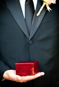 Engagement Ring Box - Wedding Rings