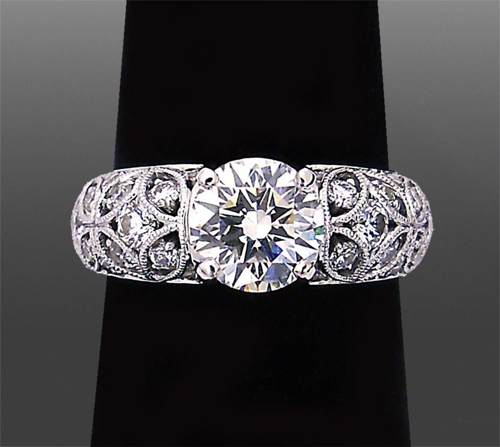 Vanessa Nicole Jewels - Diamond Rings