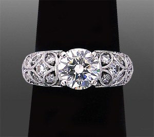 Vanessa Nicole Jewels - Diamond Engagement Rings