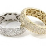 Yellow Gold - Diamond Rings