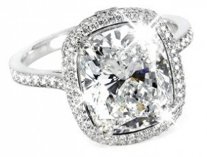 Cushion Diamond Rings - Sparkle Restoration™ Service