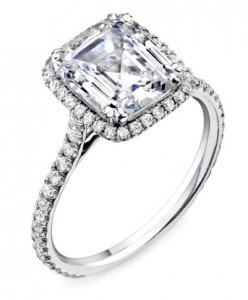 Picture of Engagement Rings Antique