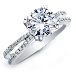 Classic Traditional - Diamond Rings