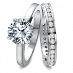 Platinum - Diamond Rings