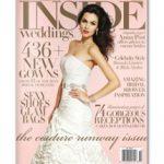 Vanessa Nicole Jewels Published in INSIDE WEDDINGS Magazine