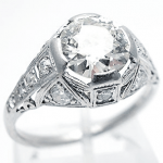 Get One-of-a-kind Antique Engagement Rings Today!
