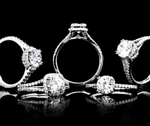 Engagement Rings In Jewelry Stores