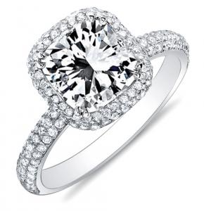 Diamond Rings - Vanessa Nicole Jewels