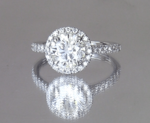 Custom Engagement Rings Online - Vanessa Nicole Jewels