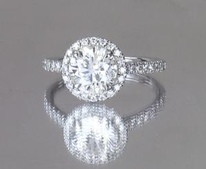 Custom Engagement Rings Online - Vanessa Nicole Jewels
