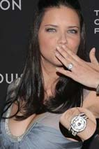 Adriana Lima - Celebrity Engagement Rings