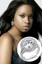 Jennifer Hudson - Celebrity Engagement Rings