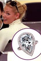 Katherine Heigl - Celebrity Engagement Rings