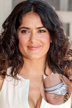 Salma Hayek - Celebrity Engagement Rings