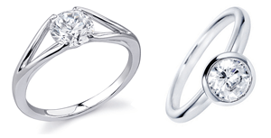 Modern Engagement Rings Engagement Rings