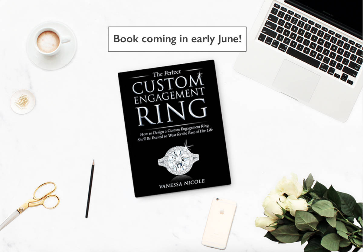 Book Announcement - The Perfect Custom Engagement Ring