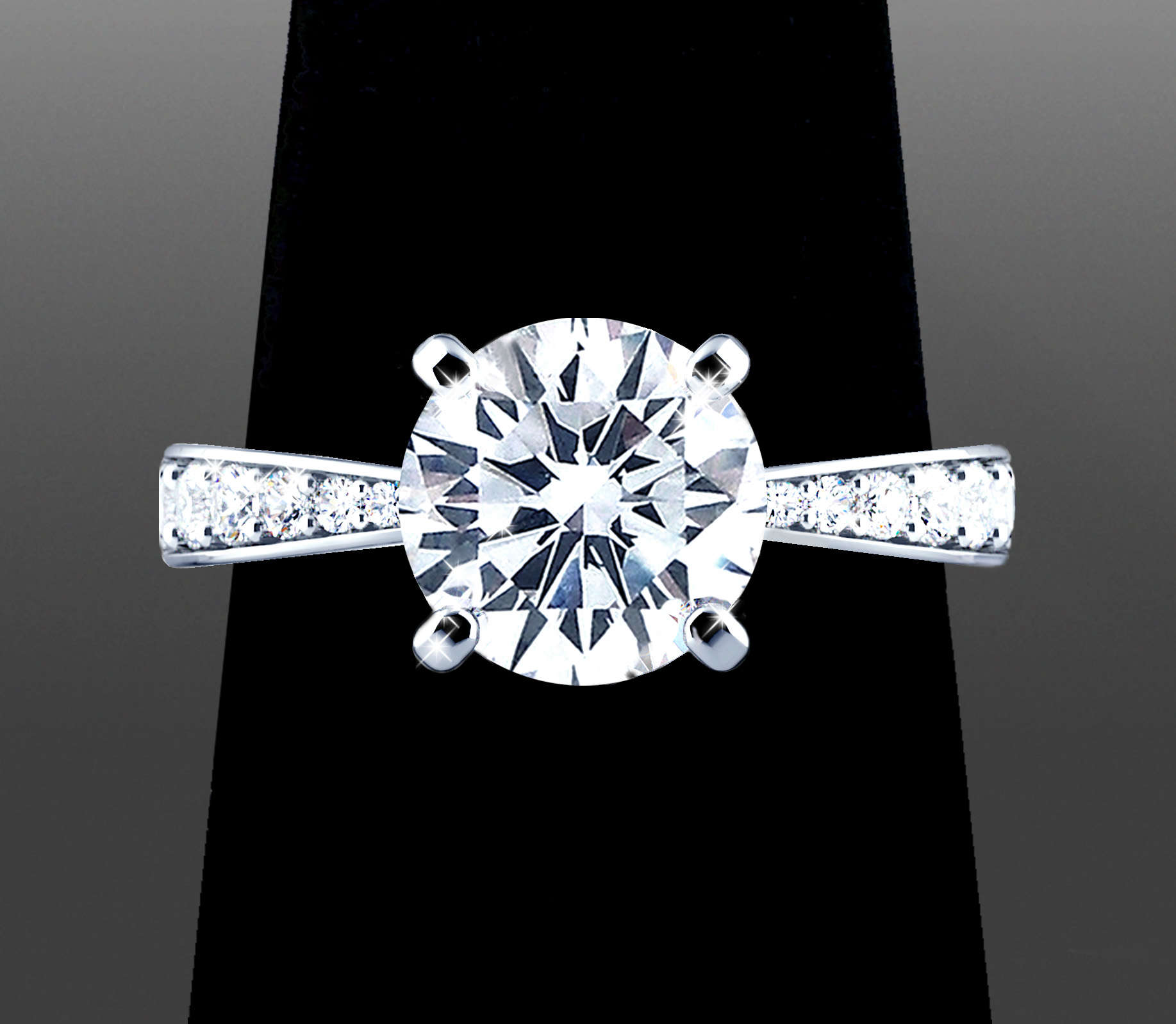 Engagement Ring by Vanessa Nicole
