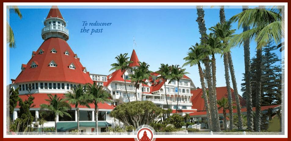 Hotel Del Coronado – Ultimate Anniversary Experience - Vanessa Nicole Jewels