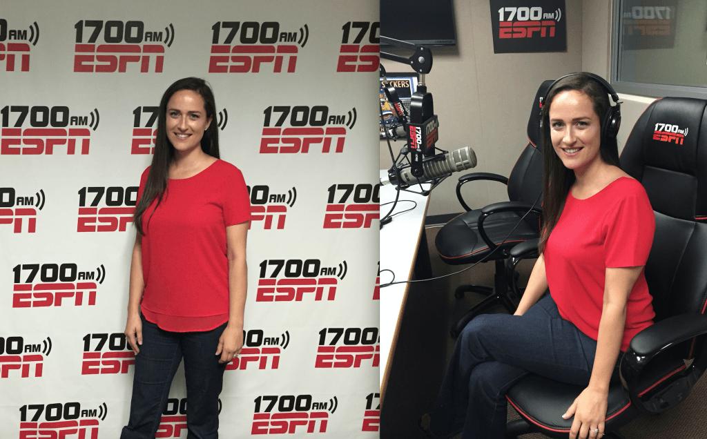 ESPN radio interview - Vanessa Nicole Jewels