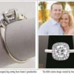 Heirloom Diamonds - Dorian Ring Setting