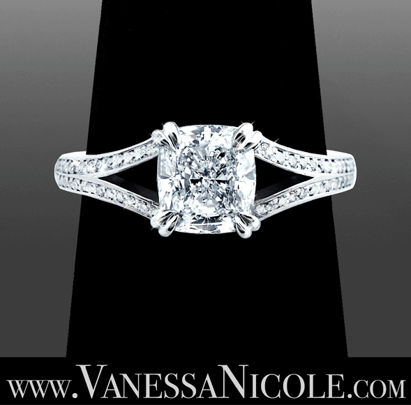 Cushion Cut Diamonds What To Look For In Cushion