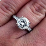 Claw Prongs on engagement rings