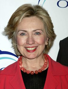 A Victory Diamond Ring for Hillary Clinton