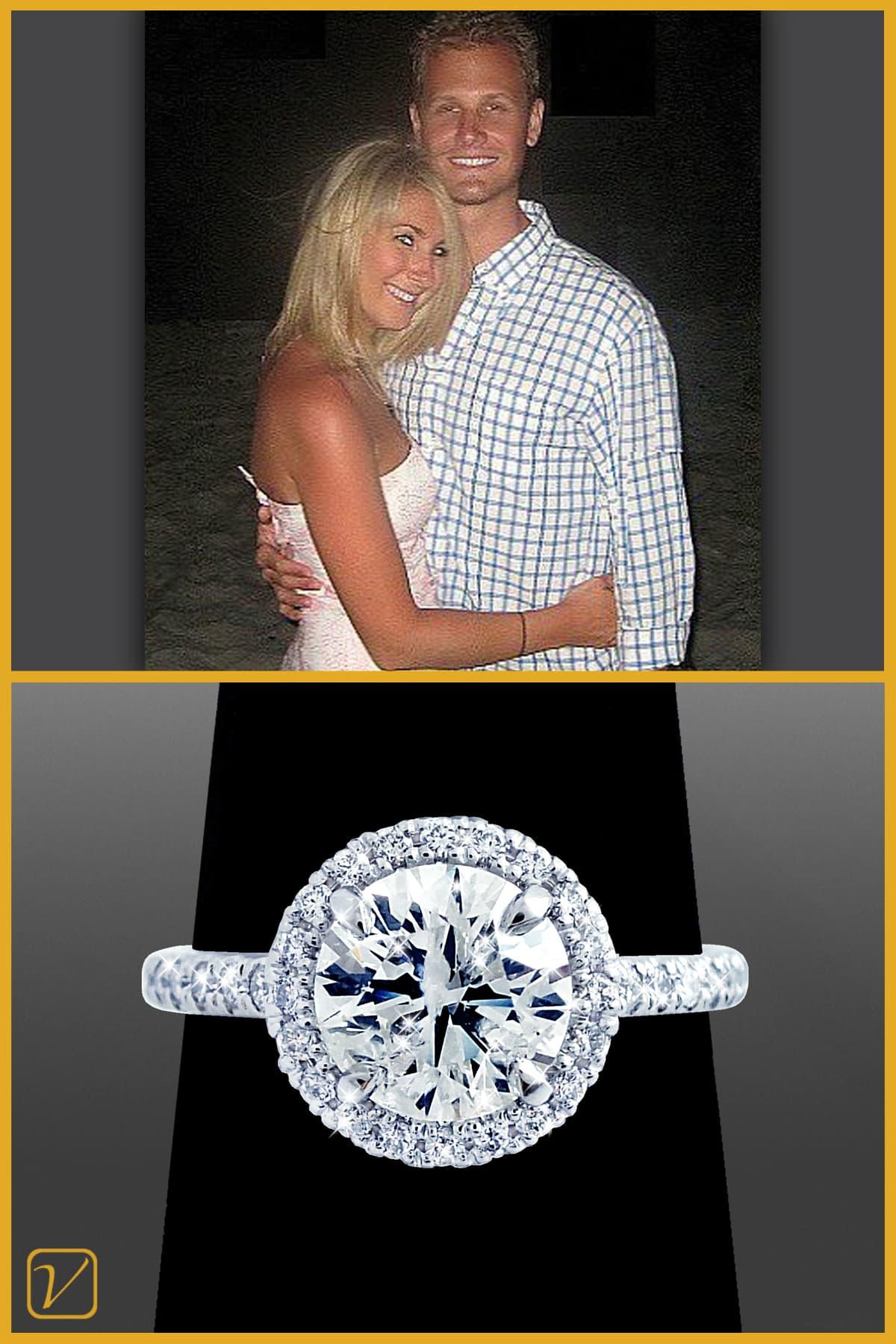 Clayton & Stefanie - Client Review - Vanessa Nicole Jewels - Testimonials