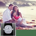 Bennet & Sarah Wedding Ring