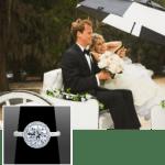 Clayton & Stefanie Wedding Ring