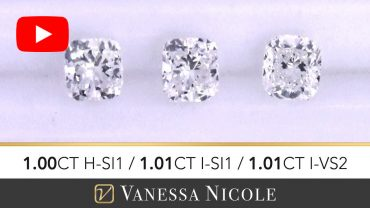 Cushion Cut Diamond Ring Selection for Marty