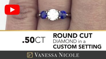Diamond Engagement Ring for Rache