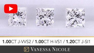 Diamond Selection for Albert