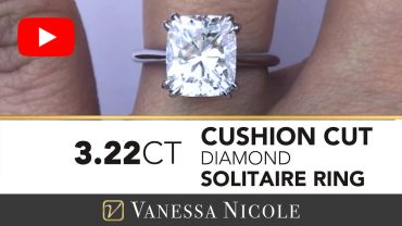 Elongated Cushion Cut Solitaire For Kristin 4