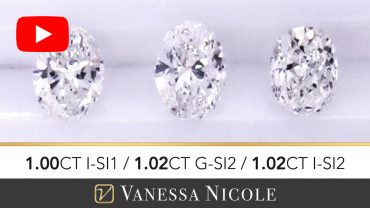Oval Cut Diamond Ring Selection for Jamie