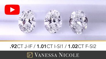 Oval Cut Diamond Selection for Matthew