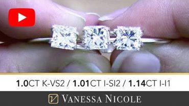 Princess Cut Diamond Ring Selection for Daniel
