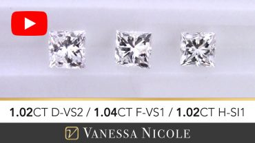 Princess Cut Diamond Ring Selection for Don