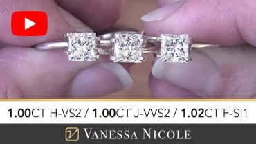 Princess Cut Diamond Ring Selection for Jared